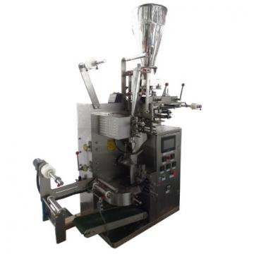220V Tobacco Packaging Machine With Stick Pack Machine With Date Printing Machine