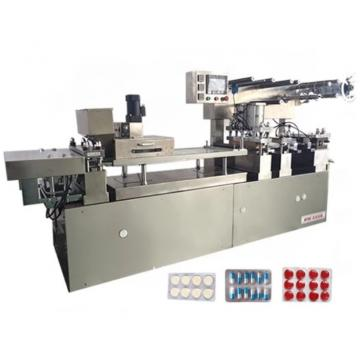 Tablet Packaging Machine PLC Controlled 30 - 45 days