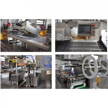 500*310mm Small Tablet Blister Packaging Machine for Plastic Toys