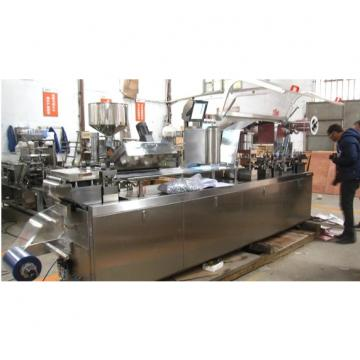 Milk Tablet Blister Packaging Machine 1600KG