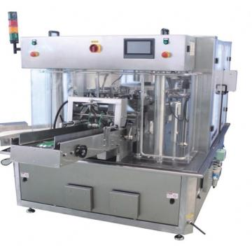 Automatic Liquid Packaging Machine For Peanut Butter High Speed Product 1 Set