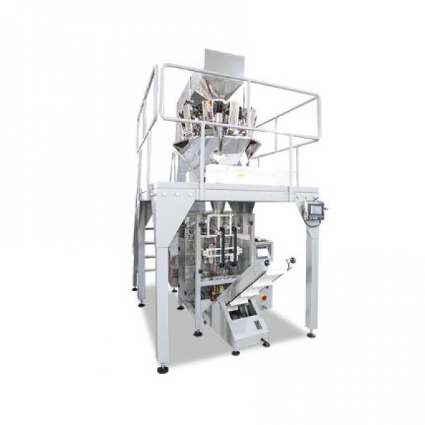 Powder Milk Bag Packing Machine , Vertical Packaging Machines 200-5000g #1 image