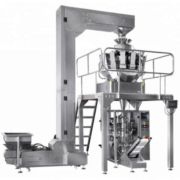 Small Grain / Sugar / Snack / Food / Nuts / Pouch / Sachet Automatic Vertical Packing / Packaging Machine 1-100g #1 image
