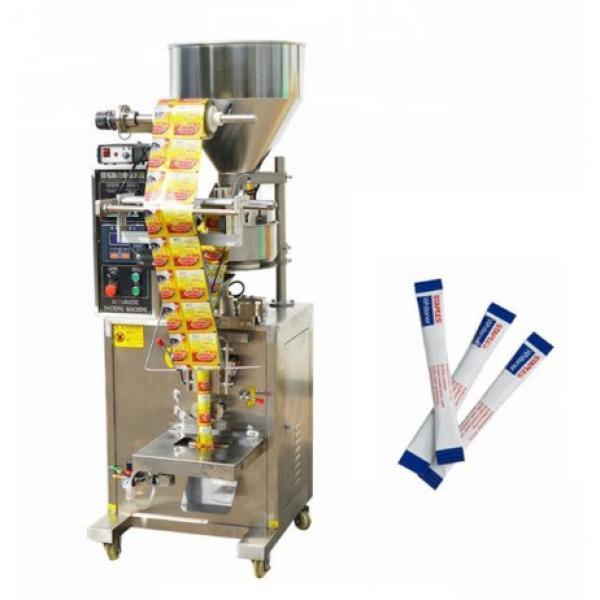 50HZ,1.2KVA Vertical Automatic Nitrogen potato chip packaging machine #1 image