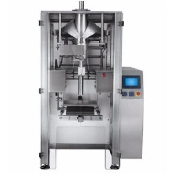 380V / 50HZ Vertical Sachet Packaging Machine , Powder / Liquid Pouch Packaging Machine #1 image