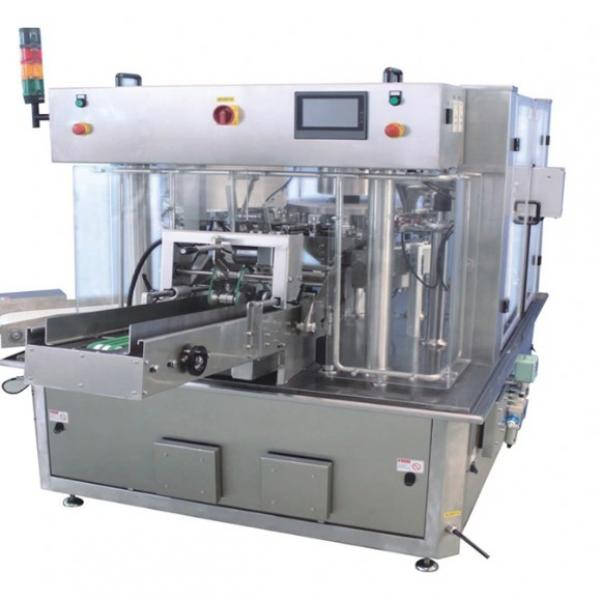 Automatic Liquid Packaging Machine For Peanut Butter High Speed Product 1 Set #1 image