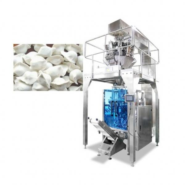 450KG Frozen Food Packing Machine , Automatic Food Bagging Machine #1 image